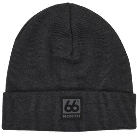 66° North Merino Hat charcoal
